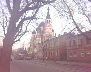 Гольдберговская церковь